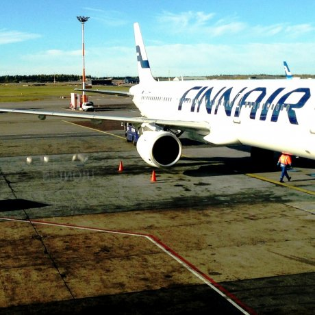 Fly Finnair from Europe to Japan