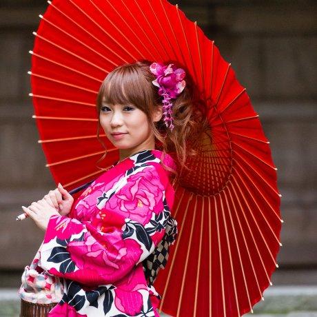 Yume Kyoto: Kimono Hire