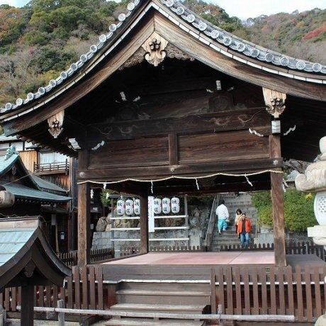 神戸「北野天満神社」