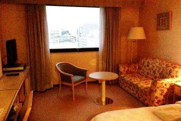 <p>Standard Room at Karasuma Kyoto Hotel</p>
