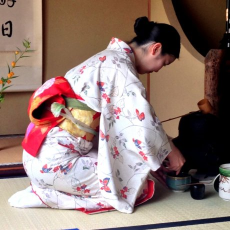 Where to go for a Tea Ceremony?