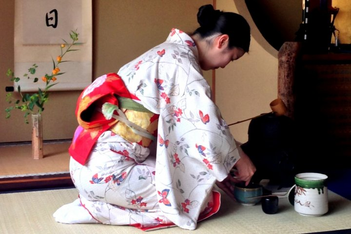 Where to go for a Tea Ceremony?