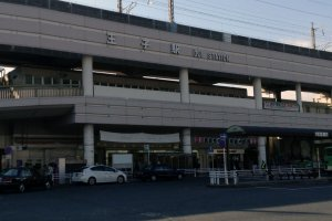 JR OjiStation is a levitated station located in the Kita ward of Tokyo.