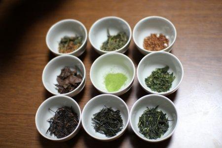 Вадзука - город японского чая
