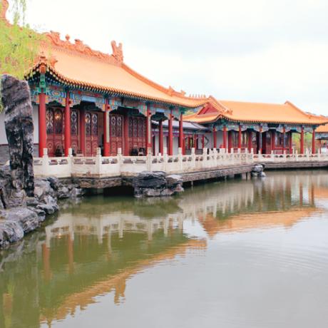 일본에서 만나는 중국정원 엔쵸엔(燕趙園)