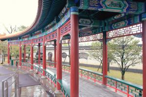 중국만의 특유의 분위기가 있다