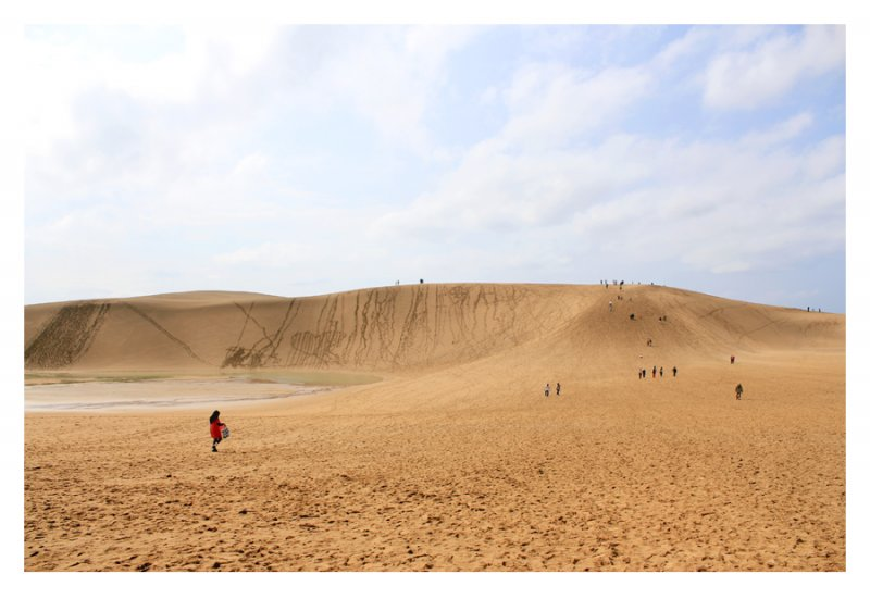 เนินทรายที่กว้างใหญ่