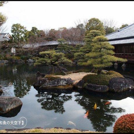姫路城西御屋敷跡庭園-好古園