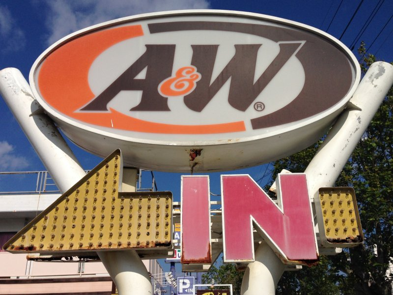 Why are there so many A&Ws in Okinawa? And why are they so busy?