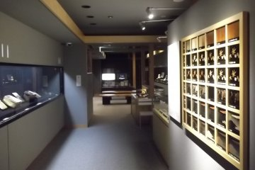 Kiyomizu Sannenzaka Museum, Kyoto