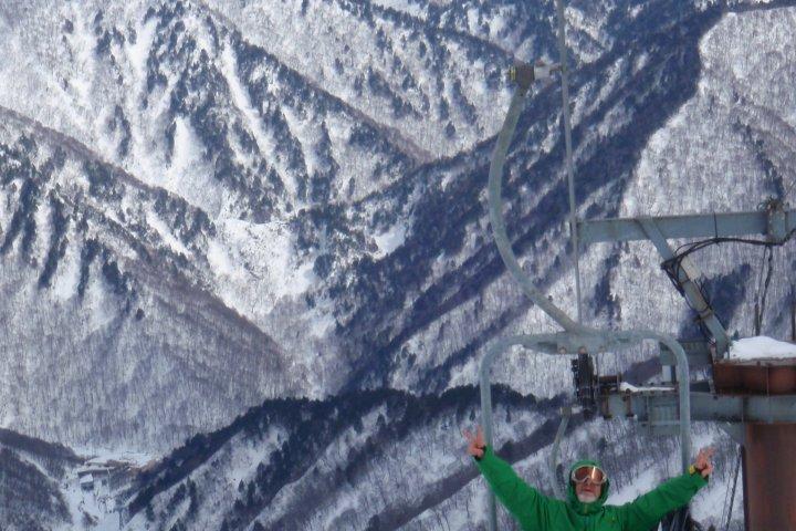 Tenjindaira Ski Resort