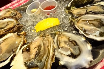 Grand Central Oyster Bar, Shinagawa