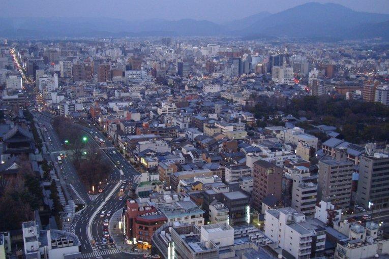 برج كيوتو