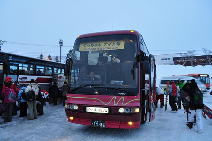 The Kutchan Night Go Bus