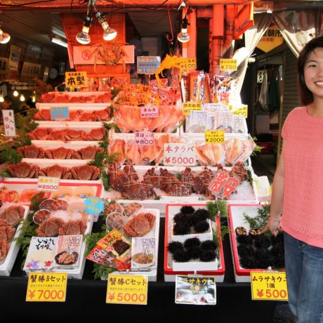 Món ẩm thực linh hồn của Hokkaido