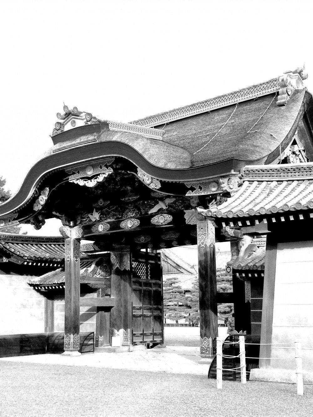 The Main Gate