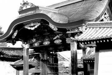 The Beauty of Nijo-jo Castle - 1