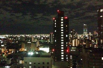 シェラトン大阪のクラブラウンジ