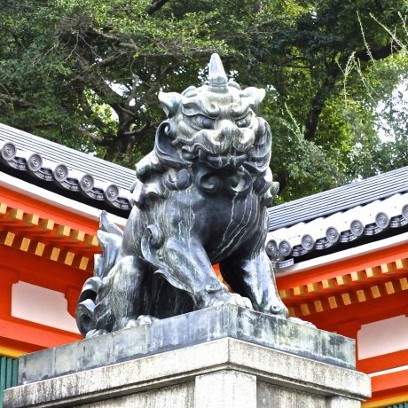Early Morning: Yasaka Jinja Shrine