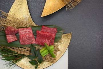 <p>Beef from the Shinshu area. The hotel takes pride in serving locally produced food.&nbsp;</p>