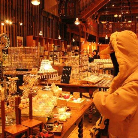 พิพิธภัณฑ์กล่องดนตรีแห่งเมืองOtaru