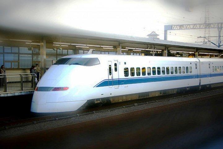 Nagoya - Kyoto en Train