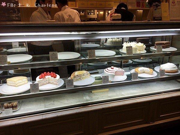 <p>東京高人氣甜點店HARBS</p>