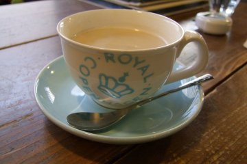 <p>Chai latte done to perfection</p>