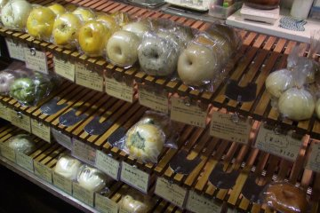 <p>Grab a bagel to go</p>