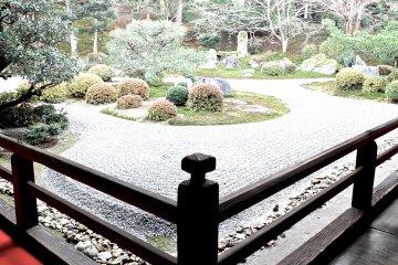 만슈인(만수원)과 아름다운 정원