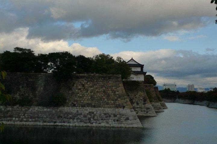 Taman Kastil Osaka
