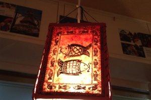 โคมไฟตกแต่งแนวเนปาล