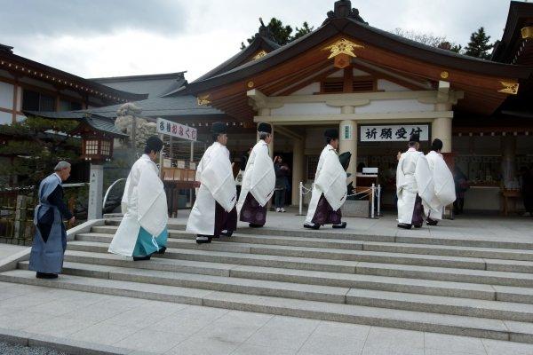 Kyudo Archery at Setsubun-sai