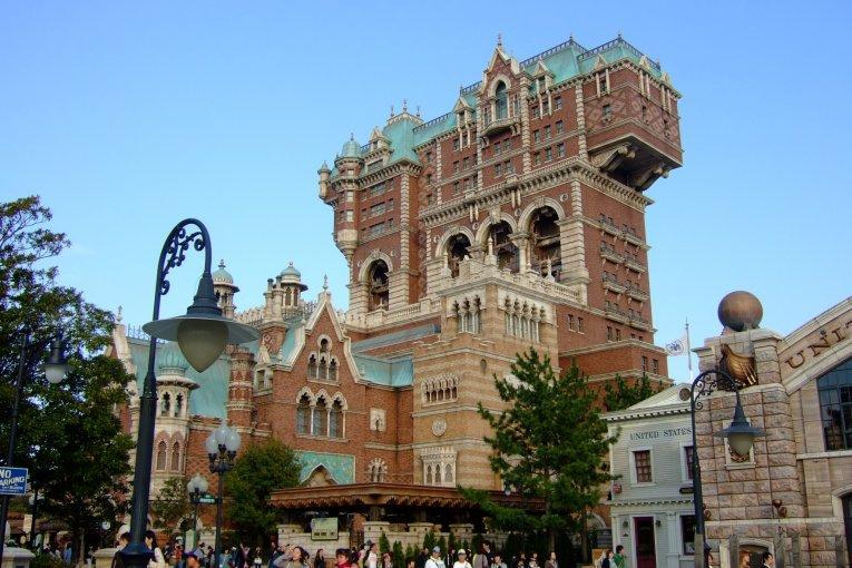 Tower of Terror หอคอยอาถรรพ์