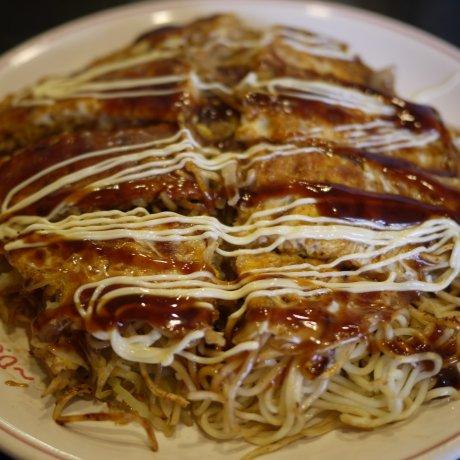 Ichiriki Okonomiyaki