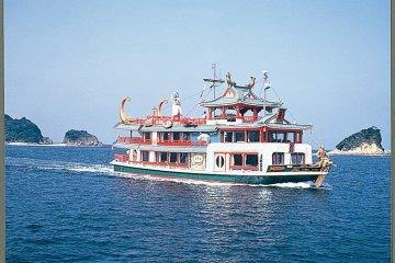 Toba's Dolphin Island