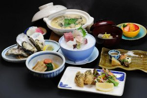 Kanawa Kaiseki Dinner 6,000 yen Course