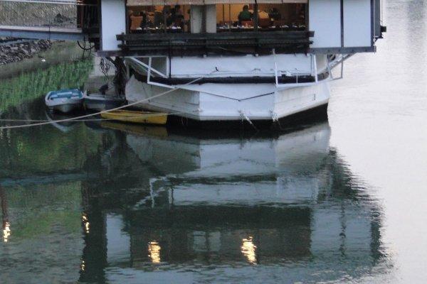 Kanawa Floating Oyster Restaurant