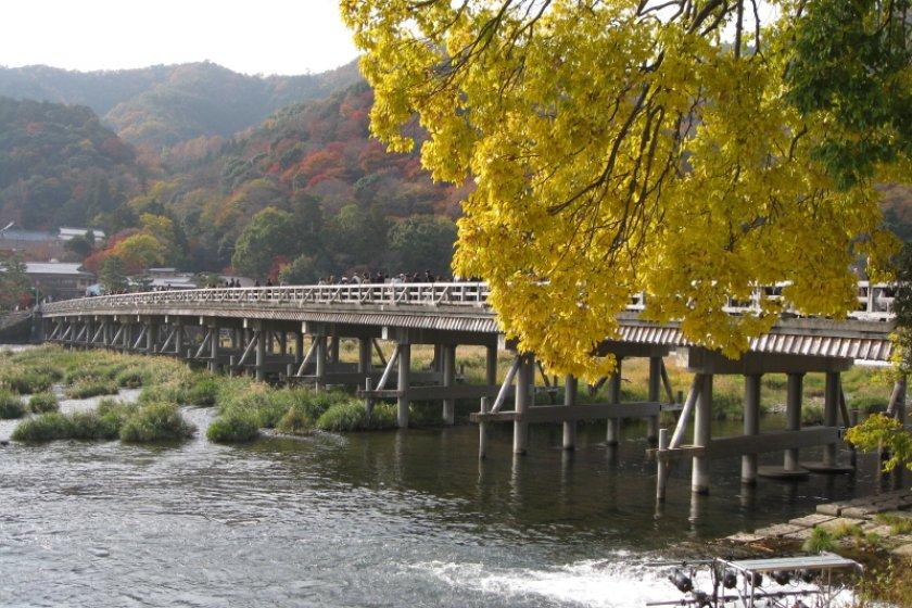 สะพานโทะเกะสึ-เคียว