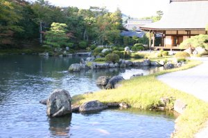 Taman Tenryu-ji