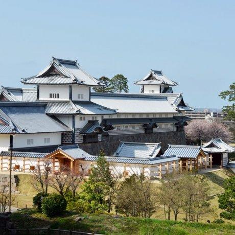 Château de Kanazawa
