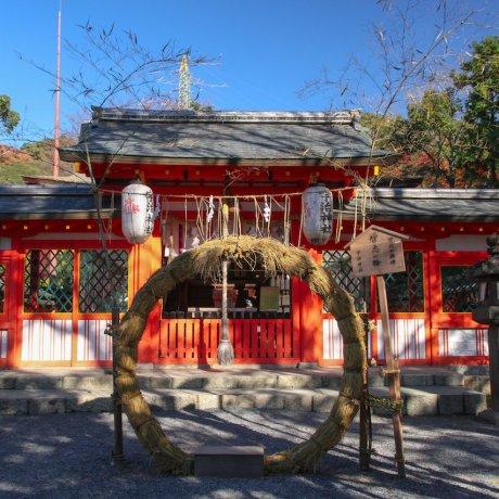 Sanctuaire Ujigami