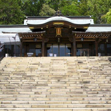 Chinzei Grand Shrine Suwa Shrine