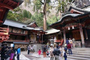 Santuario Haruna