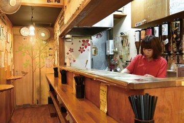 Tachinomi-dokoro Kasuga