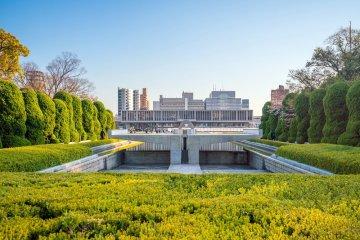 Parc du Mémorial de la Paix d'Hiroshima