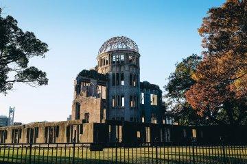 Mái vòm bom nguyên tử  Hiroshima