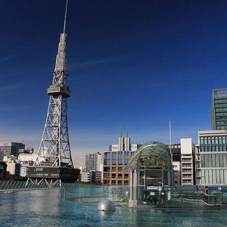 Torre de televisión de Nagoya