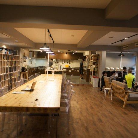 Oakhouse: Social Residence Higashi Koganei