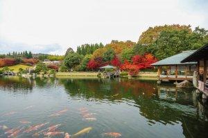 Sankeien Garden (Mihara)